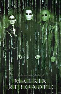 Free Movie Poster: The Matrix Reloaded Posters