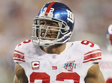 Former Giants Star Michael Strahan Joins The Battle For
