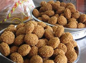 Lebanese Falafel Recipe From Scratch
