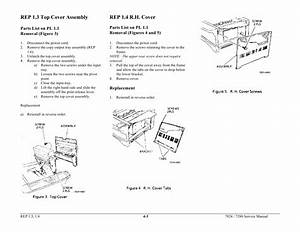 Xerox Printer 7024 Fax Parts List And Service Manual