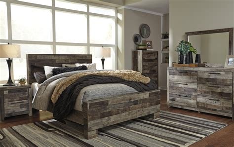 queen bedroom set  ashley furniture rileys furniture