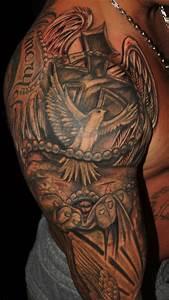 30+ Christian Tattoos On Sleeve