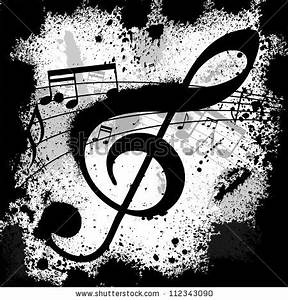 Music Notes Grunge Stock Images, Royalty-Free Images ...