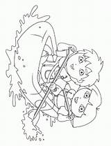 Diego Coloring Pages Episode Coloring2print sketch template