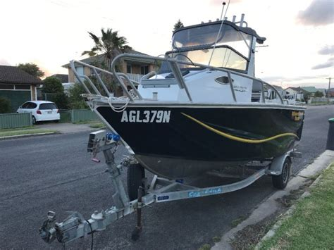 Fishing Boats For Sale Nsw Australia by Custom Made Fishing Boat For Sale In Australia