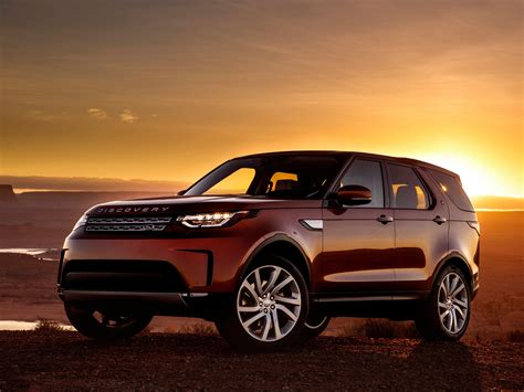 2017 Land Rover Discovery, Hd Cars, 4k Wallpapers, Images
