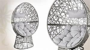 Fauteuil En Forme D Oeuf : fauteuil en forme d oeuf gallery of ensemble de fauteuils acapulco chaise oeuf design rtro avec ~ Teatrodelosmanantiales.com Idées de Décoration