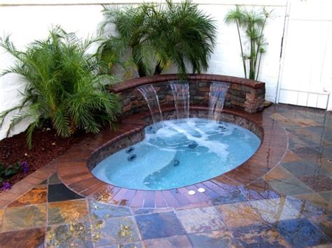 inground tub ideas 48 awesome garden hot tub designs digsdigs