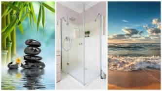 badezimmer fliesen reinigen duschrückwand ohne fliesen kreative motive für ihre dusche