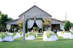alabama wedding venues top barn wedding venues alabama rustic weddings