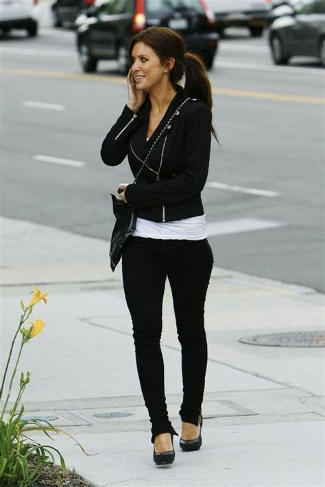Audrina Patridge Fashion Leaving The Dentist Los
