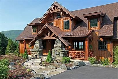 Lodge Mountain Plan Plans Awesome Designs Vista