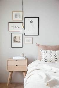 Lampe Chevet Scandinave : 1001 id es pour une lampe de chevet suspendue dans la chambre coucher ~ Teatrodelosmanantiales.com Idées de Décoration
