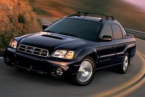 The Subaru Baja Was The Active-lifestyle Pickup