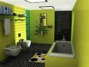 Feuchtraumtapete Fürs Bad : 30 vorschl ge wie sie ihr badezimmer gestalten k nnen ~ Watch28wear.com Haus und Dekorationen
