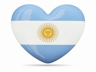 Argentina Heart Icon Flag Esto Es Non