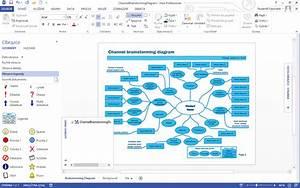 My U0161lenkov U00e9 Mapy A Microsoft Visio