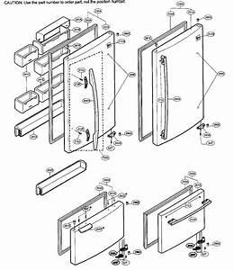 Lg Refrigerator Refrigerator Parts