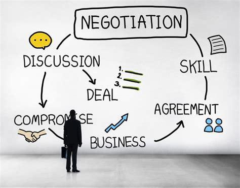 sharpening negotiation skills impact consulting