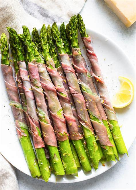 cuisine recipes easy prosciutto wrapped asparagus recipe simplyrecipes com