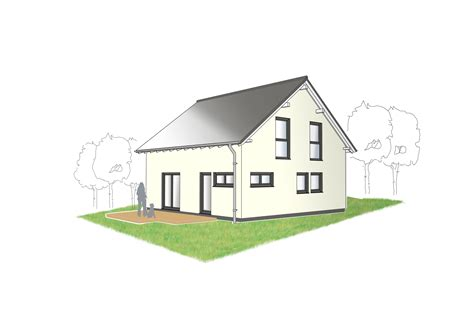 Fertighaus Trendline 130 10 Partnerhaus