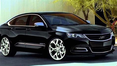 2016 Chevrolet Impala Black