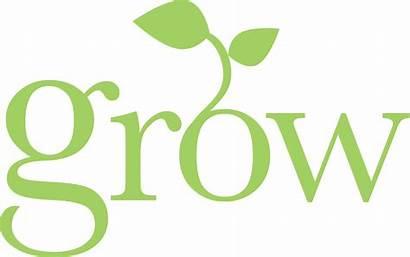 Grow Transparent Invitation Logos Discipleship Treatment Resources