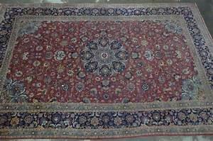 important tapis orient laine et coton le champ rouge a With tapis laine orient