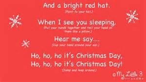 song for i am santa claus craft room