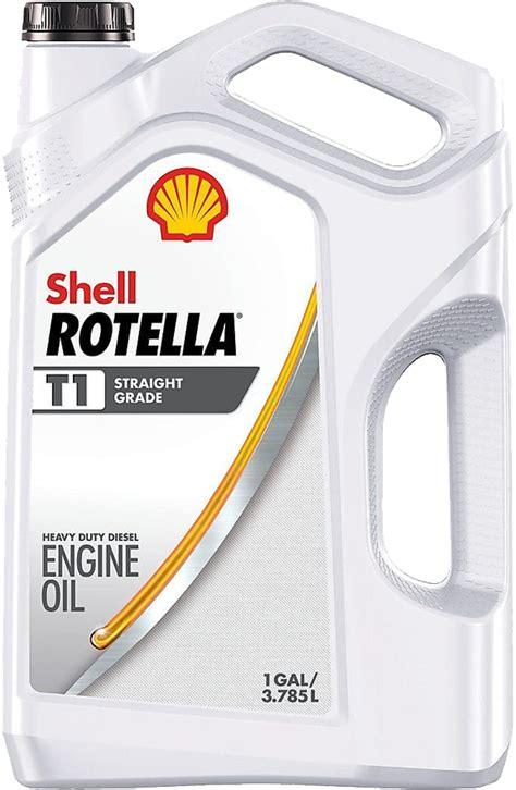shell rotella  sae  scl