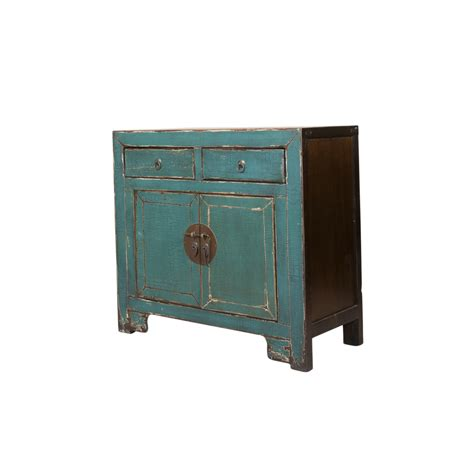 Commode Turquoise by Commode Chinoise Quot Liang Quot Turquoise Images Et Atmosph 232 Res