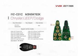 Vanguard Key Wiring Diagram