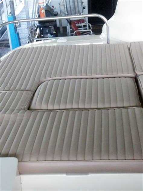 Boat Upholstery by Boat Upholstery Custom Interiors Canvas Inc
