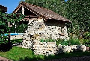 Gartenhäuser Aus Stein : gartenhaus aus naturstein my blog ~ Markanthonyermac.com Haus und Dekorationen