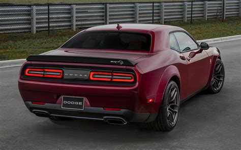dodge challenger srt hellcat widebody wallpapers