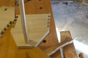 How to Make a Dovetail Tool Box with Hand Tools Wood and