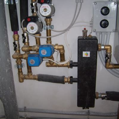 impianto termico a pavimento impianti di raffrescamento a pavimento