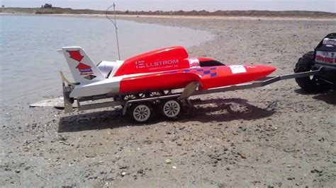 Traxxas Rc Boats Youtube by My Traxxas Summit Pulling Boat Elam Youtube