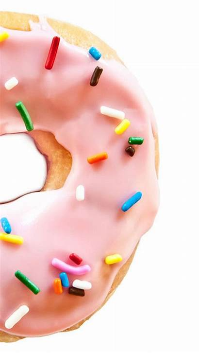 Donuts Backgrounds Moving Wallpapers Iphone Fondo Cool