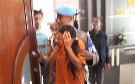 ibu muda tersangka narkoba diancam hukuman mati