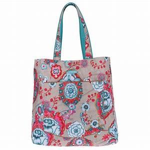Taschen Zwei Reduziert : oilily handtasche shopper reversible fantasy flora biscuit ~ Buech-reservation.com Haus und Dekorationen
