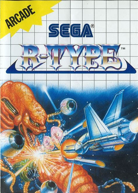 R-Type for SEGA Master System (1988) - MobyGames