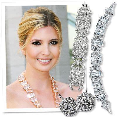 ivanka trumps wedding jewelry instylecom