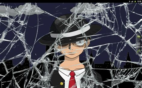 Anime Screen Wallpaper - mafia anime live wallpaper cracked screen co uk