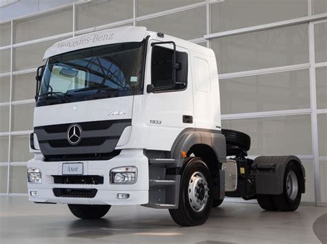 Mercedes-benz Axor Choosing The Unexpected Path