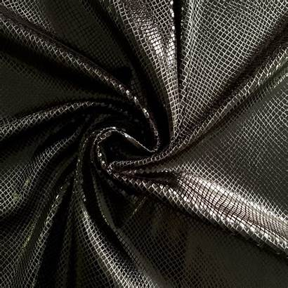 Fabric Shiny Python Velvet Snakeskin Solid Fabrics