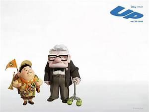UP - 3D Animated Movie 3 - Wallcoo.net
