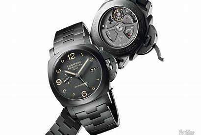 Panerai Watchtime Automatic Luminor Watches Ceramica Gmt