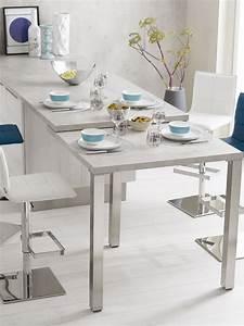 Meuble Cuisine Design : meuble de cuisine design c b lefebvre pour le groupe schmidt ~ Teatrodelosmanantiales.com Idées de Décoration