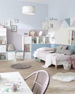 Chambre Fille Scandinave : inspiration chambre fille scandinave ~ Melissatoandfro.com Idées de Décoration